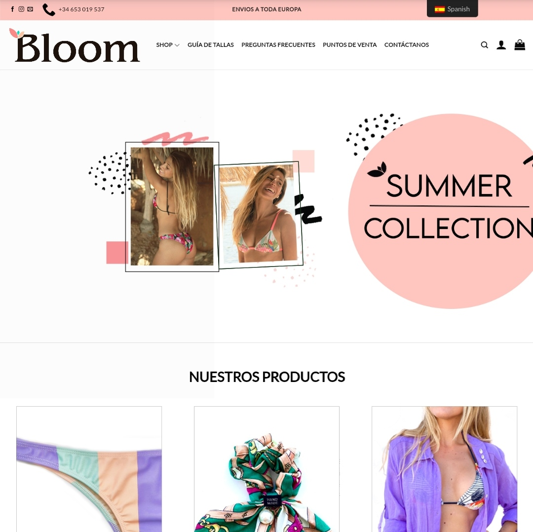 BLOOM BIKINIS IBIZA